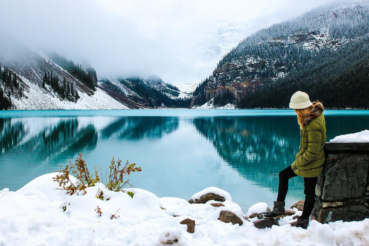 冬の鯉釣りは繊細な釣りを心掛ける
