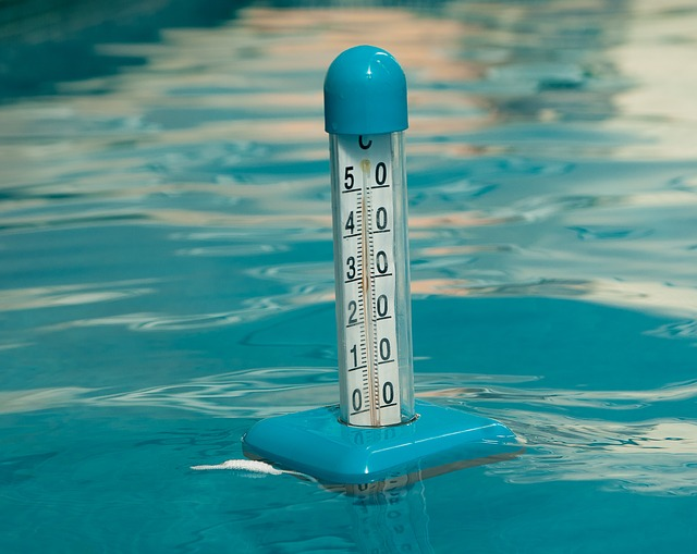 季節の変わり目は水温の変化に注意!?